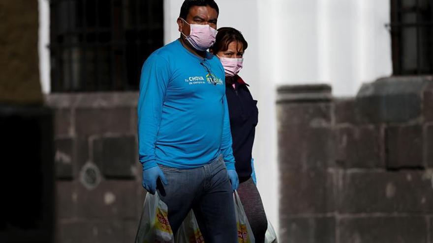 Ecuador discharges 54 coronavirus patients from hospital