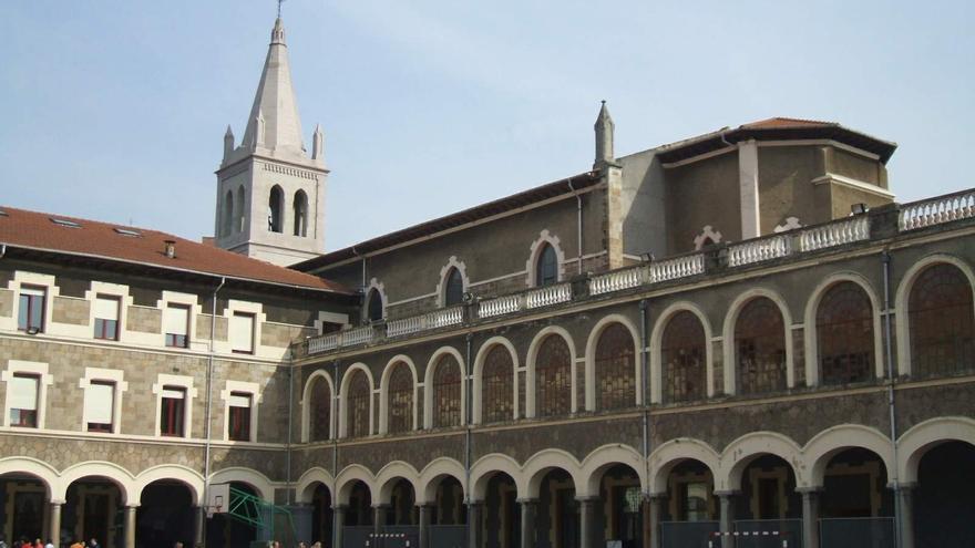 Colegio Salesianos de Deusto, en Bilbao