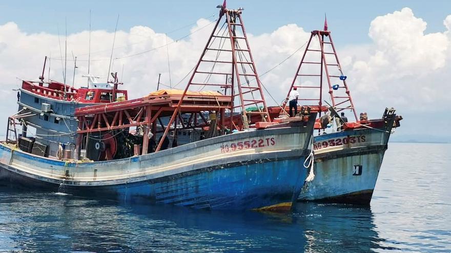 Un pescador vietnamita muere en un enfrentamiento con la Guarda Costera de Malasia