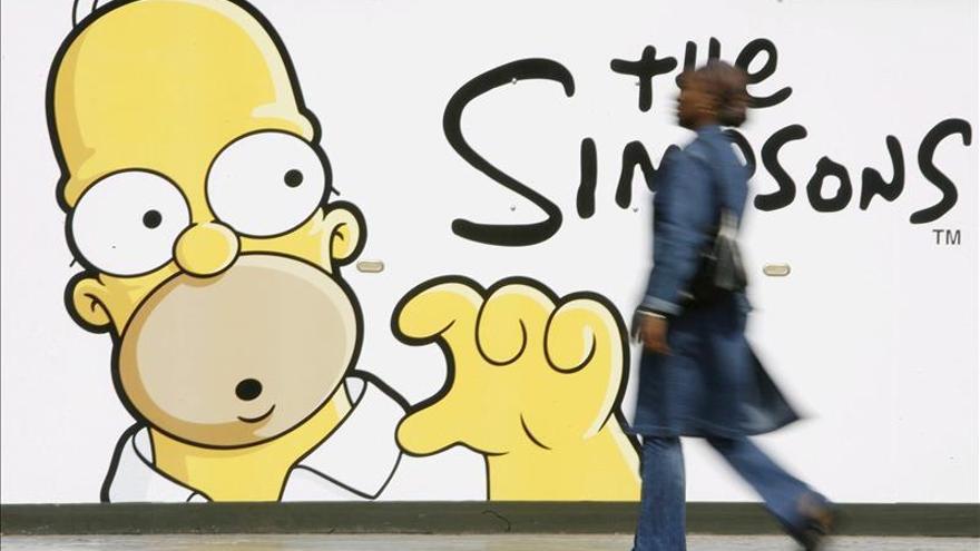 """Recrean la ciudad de """"The Simpsons"""" a tamaño real en Los Ángeles"""