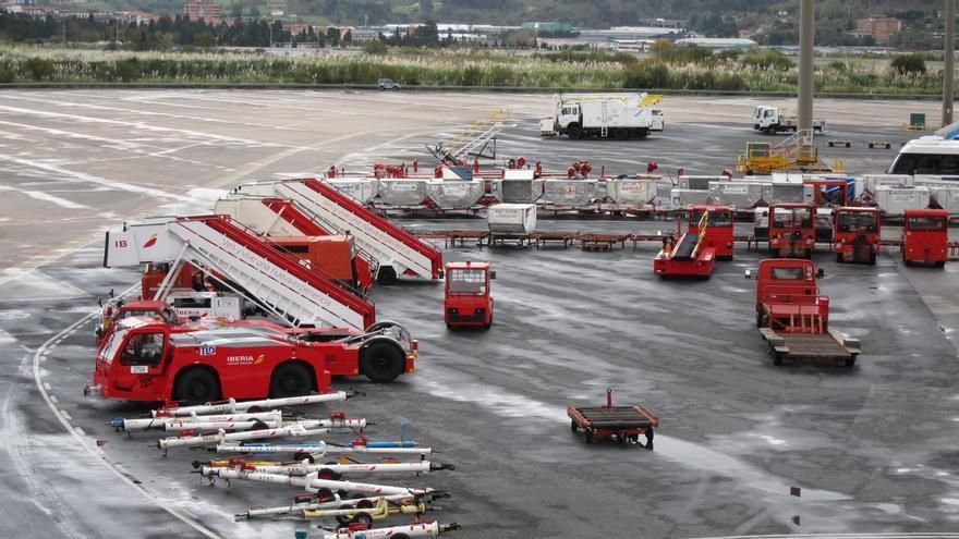 El aeropuerto de Bilbao acumula 4,25 millones de pasajeros hasta octubre, un 8,2% más que el año pasado