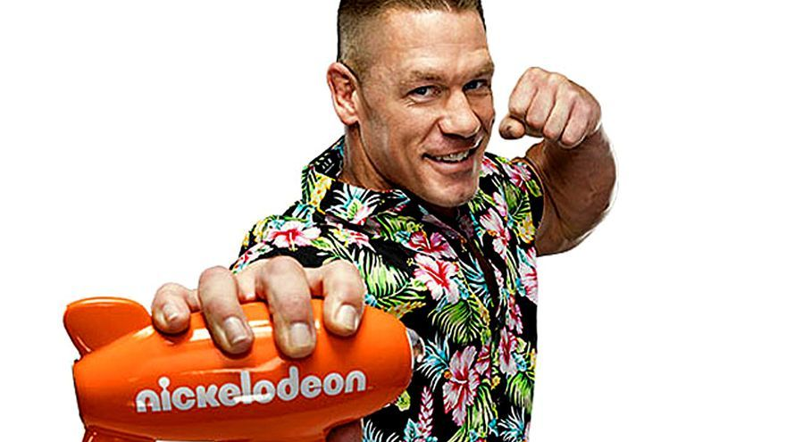 John Cena 'dará el golpe' como presentador de los premios Nickelodeon 'kids'