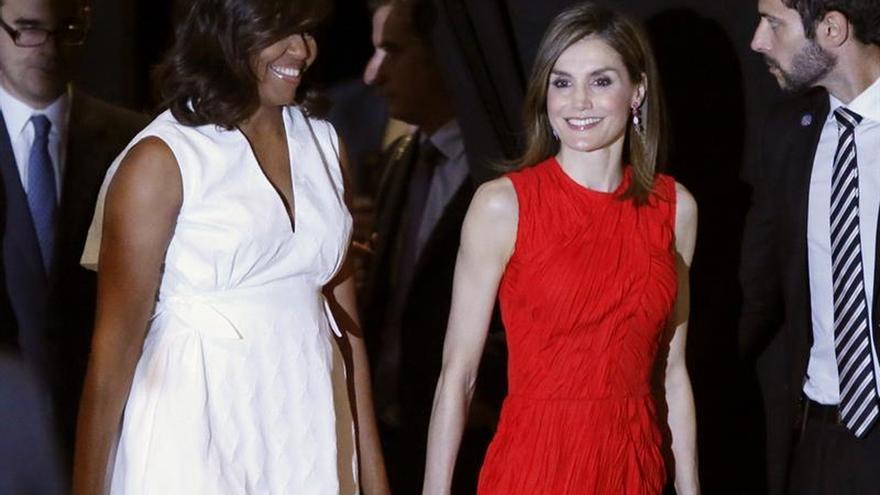 Michelle Obama apela a un cambio cultural para acabar con la desigualdadDEL MUNDO A LA EDUCACIÓN