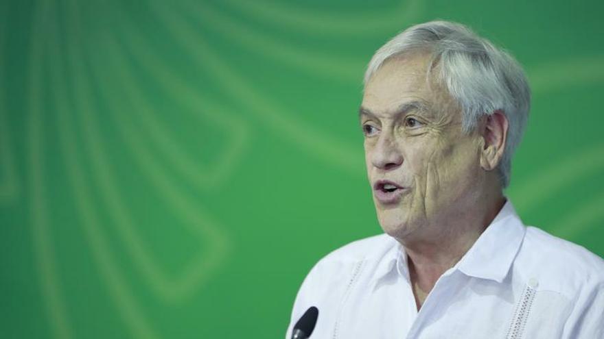 Piñera apoya protestas de Thunberg en Nueva York contra la crisis climática