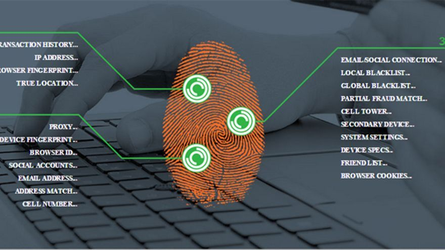 La huella digital de Trustev (Foto: Trustev)