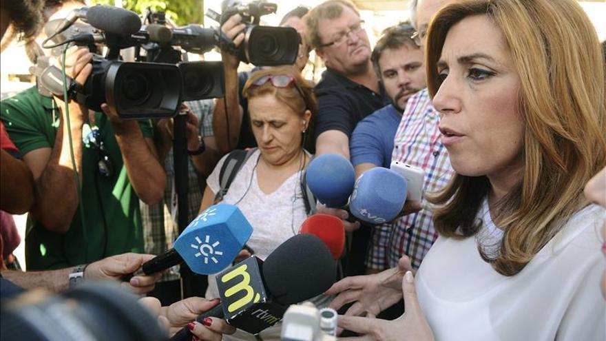"""Díaz no ve """"justo"""" que nueve millones de ciudadanos no tengan el gobierno que demandan"""