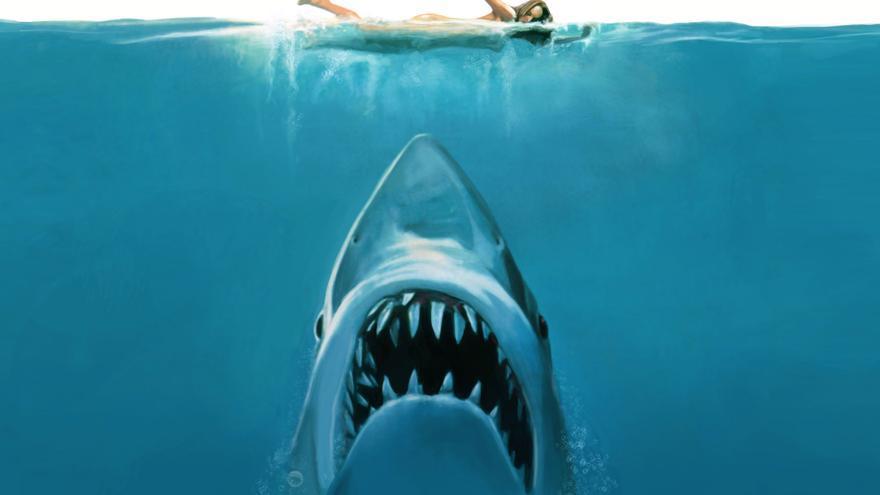 Tiburón, verano de 1975