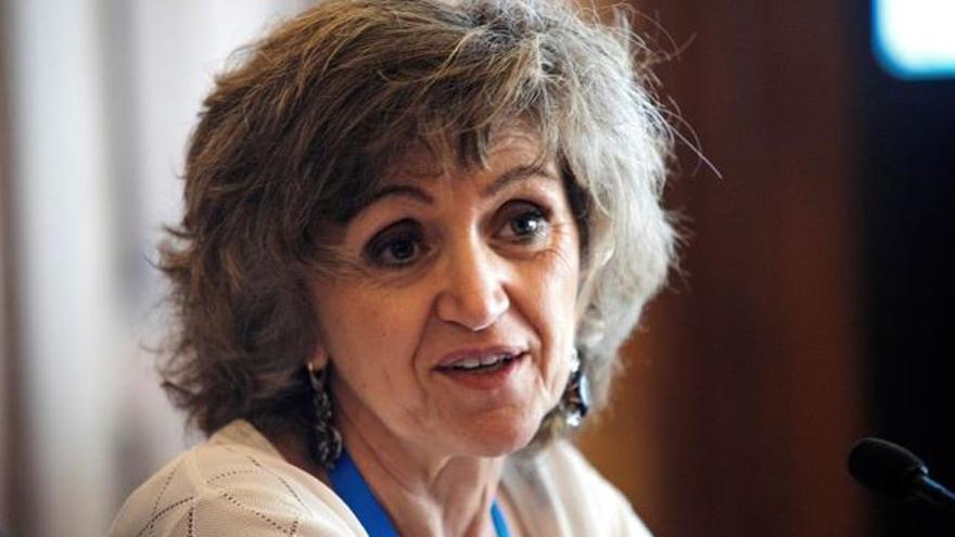 María Luisa Carcedo es la nueva ministra de Sanidad.
