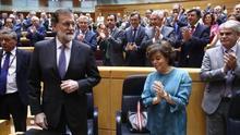 El Senado estudia una comparecencia del Gobierno antes de las elecciones catalanas sobre cómo aplica el 155