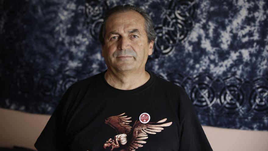 José Luis de Roa, presidente de la Asociación de Afectados por la Venta de Viviendas del IVIMA (AVVI).