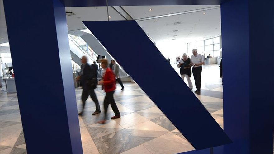 Berlín asegura que no hay que preocuparse por la situación del Deutsche Bank