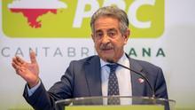 Revilla afirma que Cantabria prefiere quedarse sin tren a que España se rompa