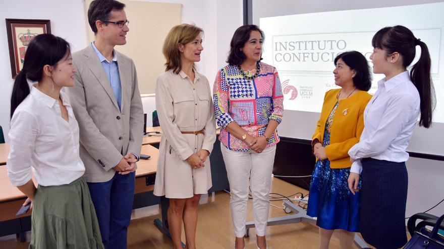 Presentación Instituto Confucio en Ciudad Real
