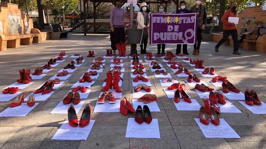 El 25N, Día contra las Violencias Machistas, en imágenes