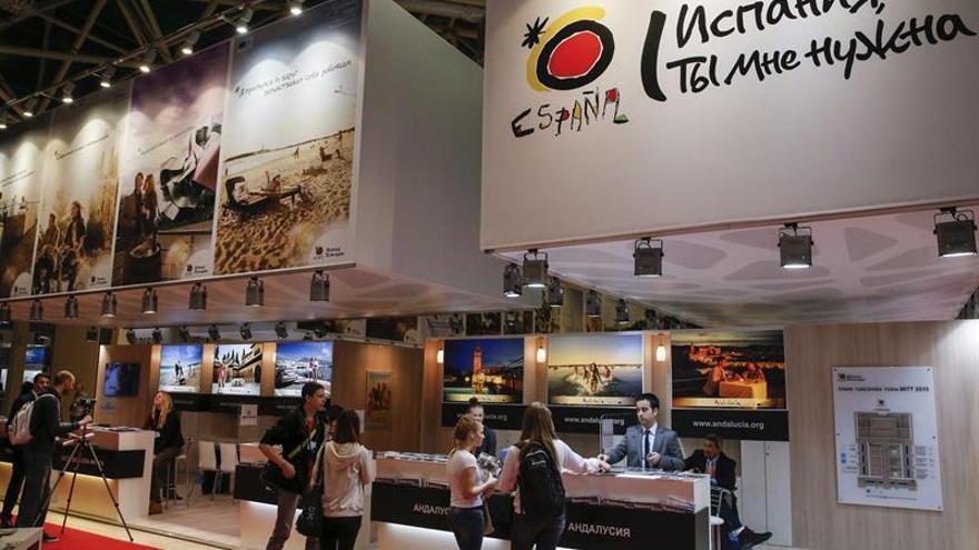 España invitada especial en MITT 2017, la mayor feria de turismo de Rusia