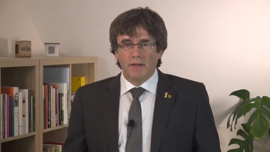 La Fiscalía belga aún no ha logrado establecer un vínculo entre la baliza del coche de Puigdemont y quién la colocó