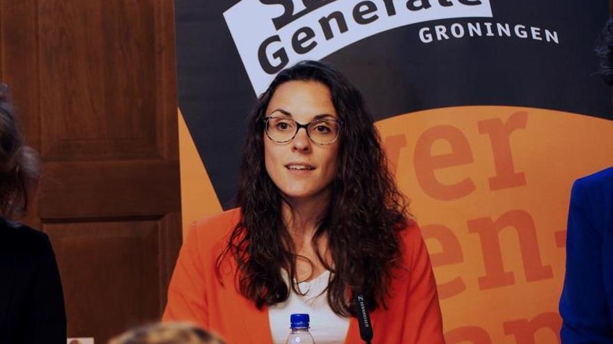 """""""Democratizar y reformar"""" Europa, pide una progresista española en Holanda"""