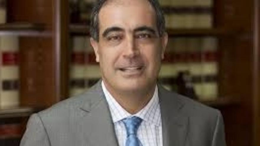 José Manuel Niederleytner, decano del Colegio de Abogados tinerfeño