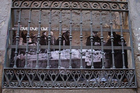 Calle del Dos de Mayo, 6   Foto: sinreposo
