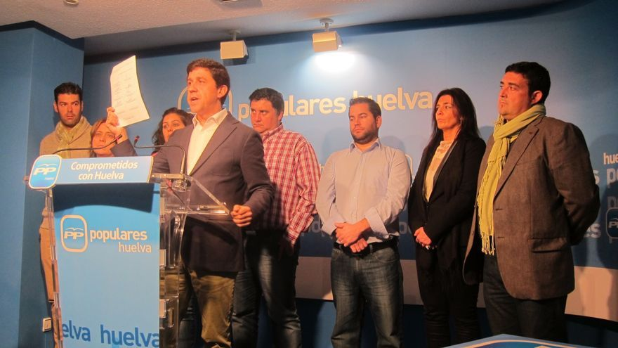 PP presentará una moción de censura en Ayamonte tras el planteamiento del ERE si cuenta con el apoyo de PA e IU