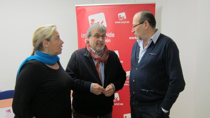 """IU basa el programa europeo en acabar con el """"austericidio"""" y la """"falta"""" de transparencia y teme ascenso de extremistas"""