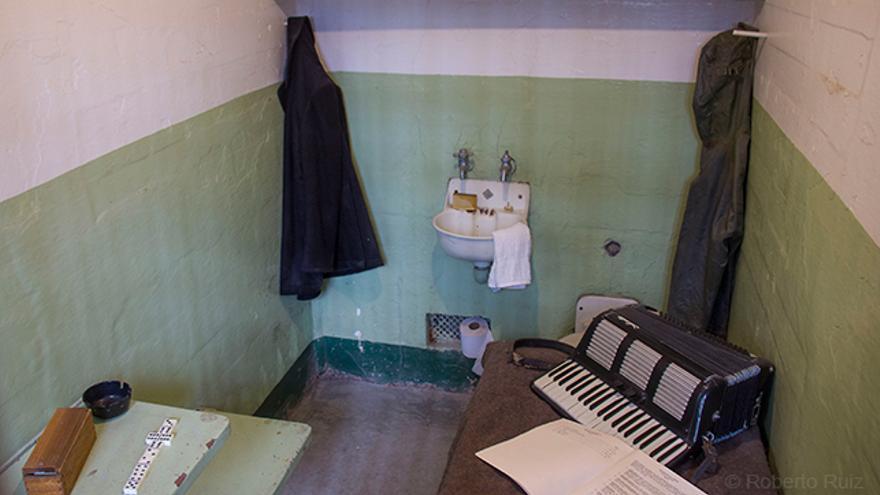 Prisión de Alcatraz, San Fracisco
