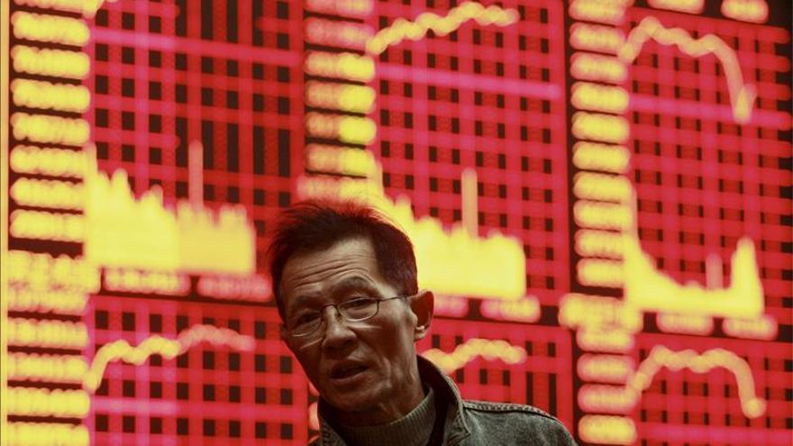 La Bolsa de Shanghái despega un 1,47 % en la apertura