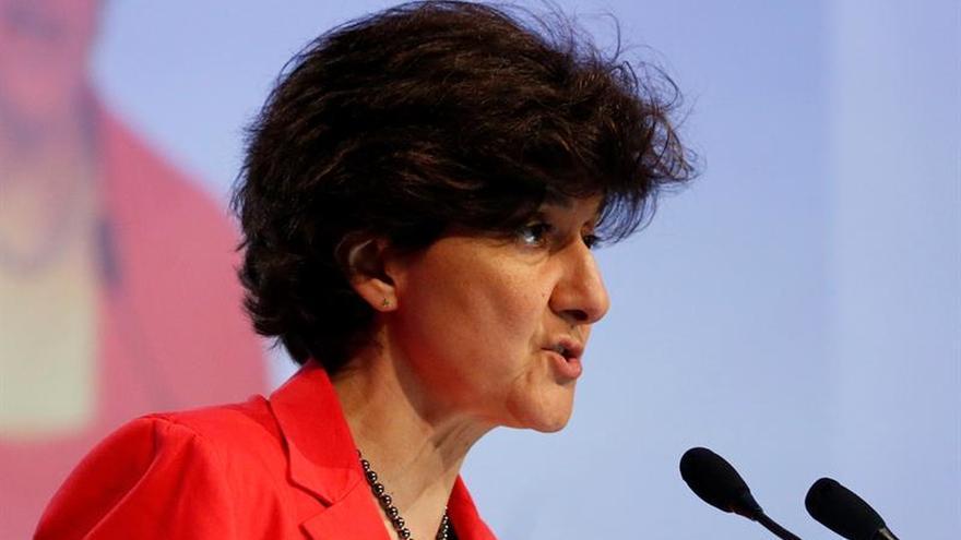 La ministra francesa de Defensa dejará el Gobierno al ser investigada