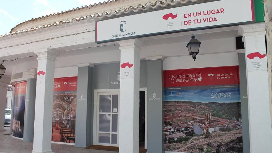 Stand de la Junta en la Feria de Albacete (Archivo)