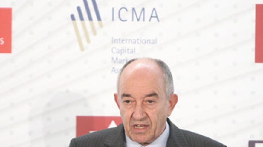 El gobernador del Banco de España, Fernández Ordóñez