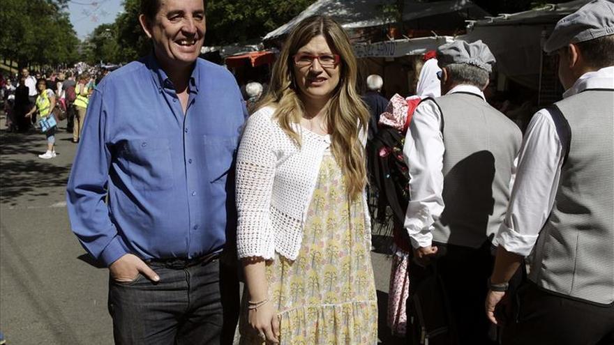 """Raquel López: Si gobierna IU se les acabará """"el chollo"""" a las constructoras"""