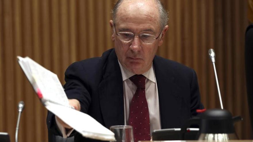 Rato cree que el Gobierno quiso el rescate de España y sólo logró el bancario