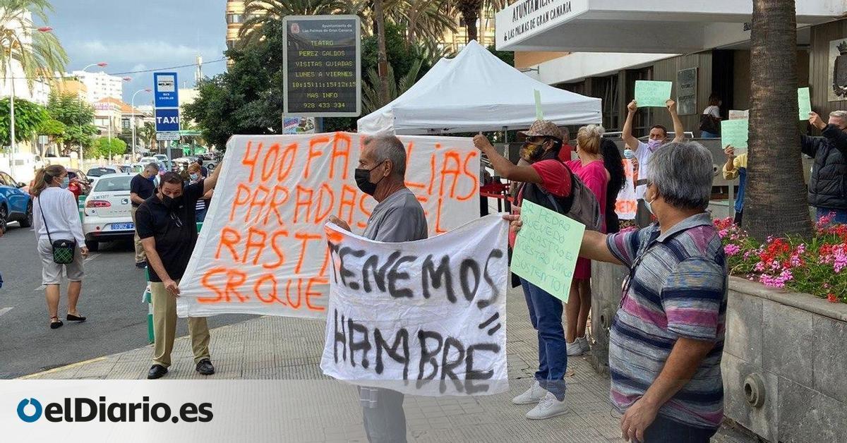 Image El rastro y los mercadillos de Las Palmas de Gran Canaria abrirán este domingo si el semáforo COVID pasa a verde