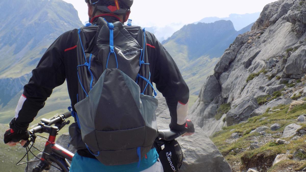 Mochila Trail Spacer 28 de Vaude