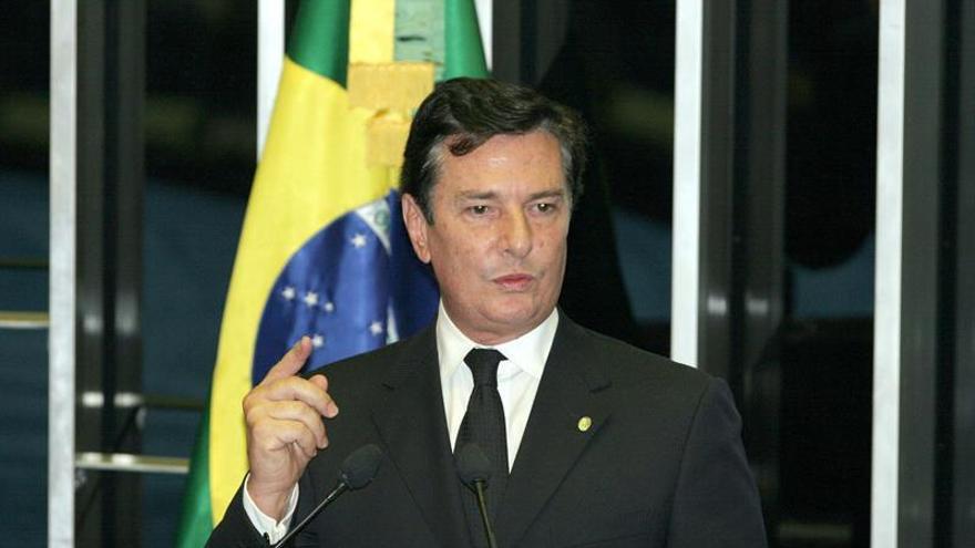 """El expresidente Collor afirma que el sistema político brasileño """"está en ruinas"""""""