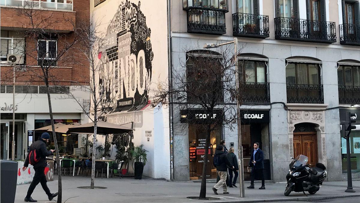 Tienda ECOALF en la calle Hortaleza | SOMOS CHUECA
