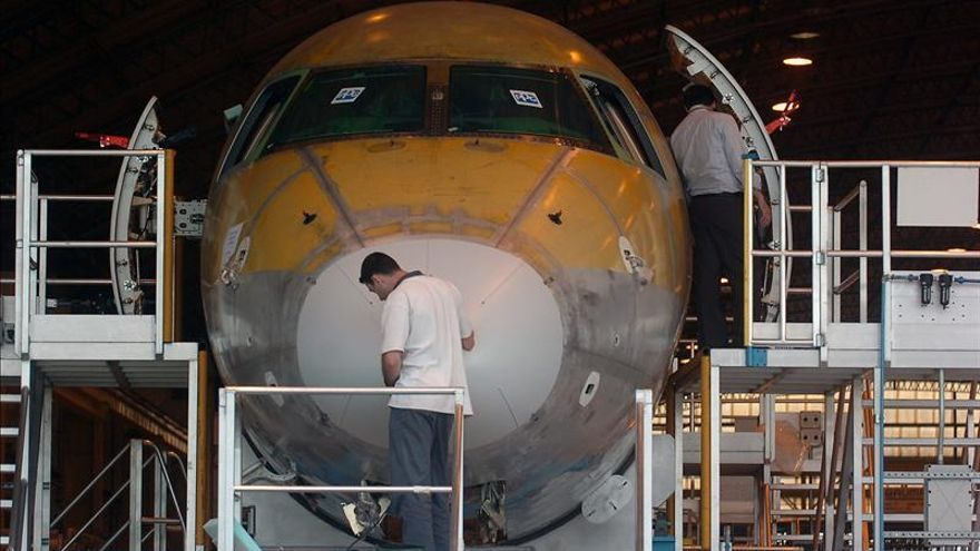 La aeronáutica brasileña Embraer registró pérdidas en el tercer trimestre