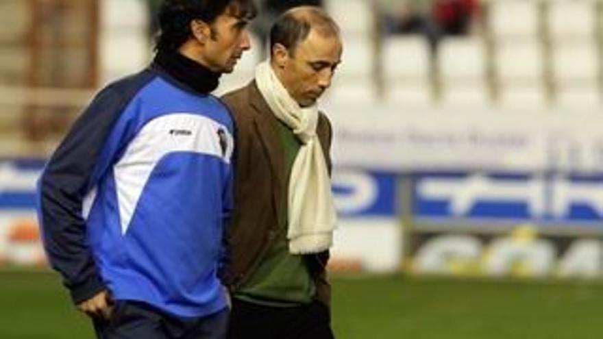 Paquito con Antonio Calderón (latribunadealbacete.es).