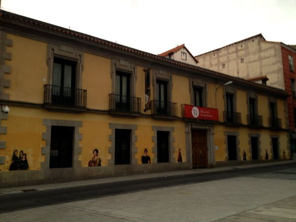 Fachada del Museo del Romanticismo de la calle Beneficencia | SOMOSCHUECA