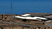 Centro de Internamiento de Extranjeros ubicado en Hoya Fría (Santa Cruz de Tenerife)