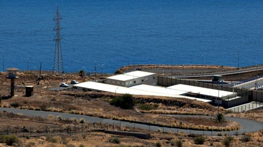 Centro de Internamiento de Extranjeros ubicado en Hoya Fría (Santa Cruz de Tenerife).