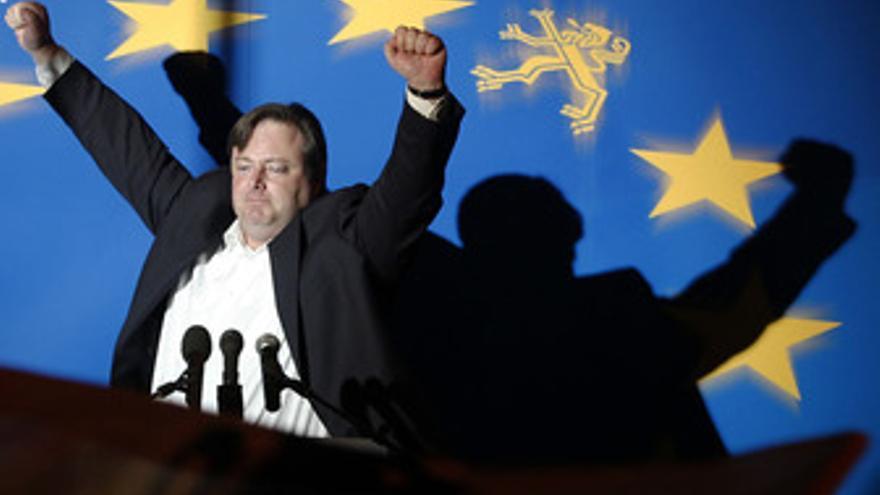 Bart de Wever. (EUROPA PRESS)