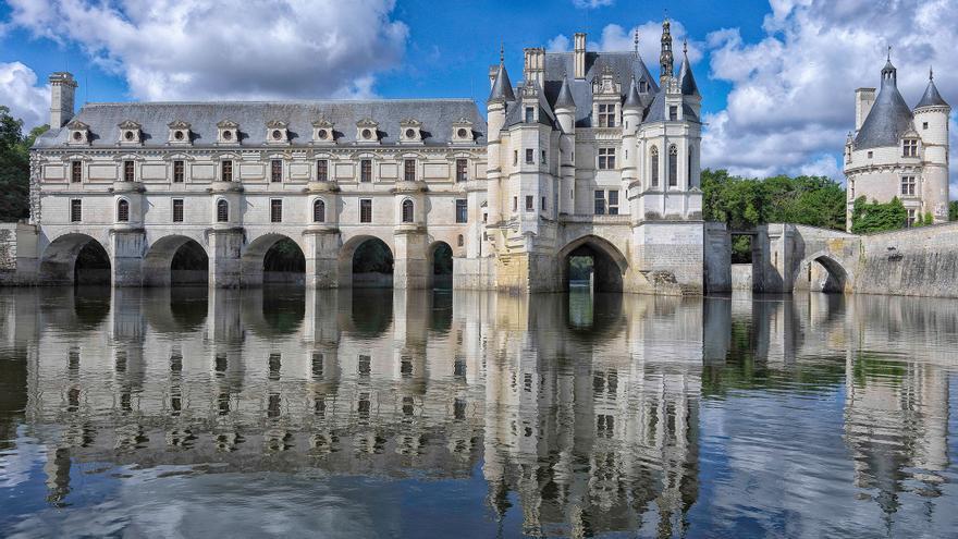 Castillos del Loira.