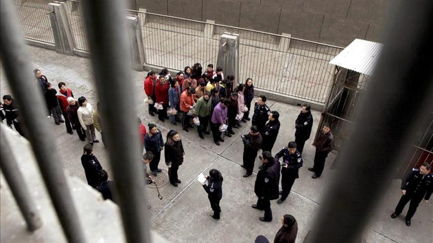 China mantiene la tortura y el maltrato como práctica habitual, según una ONG local
