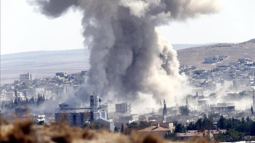 El régimen sirio intensifica los bombardeos en la provincia sureña de Deraa