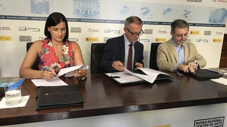 El centro asociado del Reina Sofía en Santander podría abrir sus puertas entre 2021 y 2022