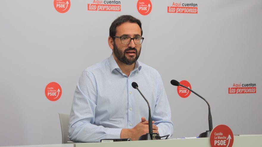 sergio gutiérrez, secretario organización PSCM-PSOE