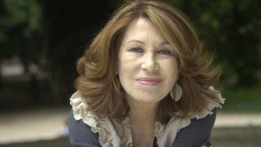 María José Goyanes será Emilia Pardo Bazán en 'Galdós enamorado'.