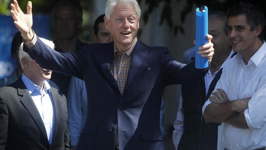 """Clinton no espera """"grandes acuerdos"""" de la Cumbre del Cambio Climático de París"""