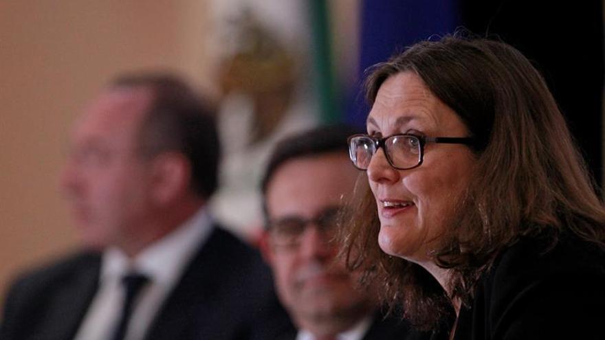 La UE y México abren su quinta ronda para modernizar su Acuerdo Global
